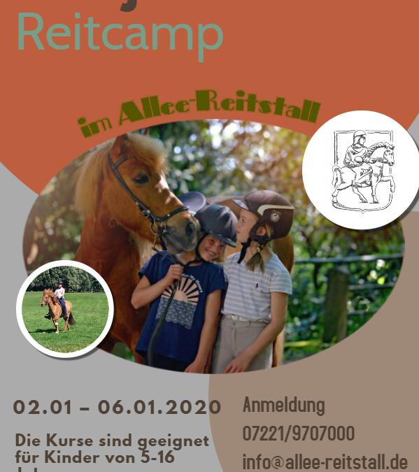 Neujahrs Reitcamp